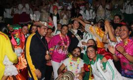 Actividades Culturales Escuela de Carabineros Provincia de Velez