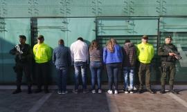 """CON LA CAPTURA DE 05 DELINCUENTES SE DESARTICULÓ EL GRUPO DELINCUENCIAL """"LOS DIABLOS"""""""