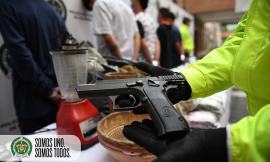 Ofensiva contra los grupos delincuenciales en el municipio de Bello