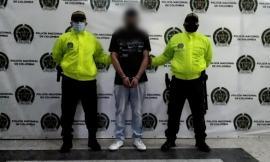 Capturado responsable de un homicidio en el centro de la capital de Antioquia