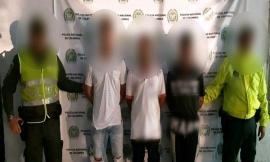 El operativo estuvo coordinado entre la Unidad Básica de Investigación Criminal de Infancia y la Fiscalía