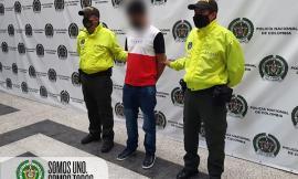 Capturado alias 'sebas' por hurto y tentativa de homicidio a un funcionario policial
