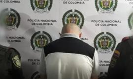 Cabecilla del grupo delincuencial 'las violetas' de Medellín