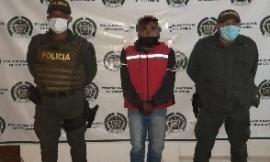 Capturada una persona por el delito de tráfico, fabricación o porte de estupefacientes