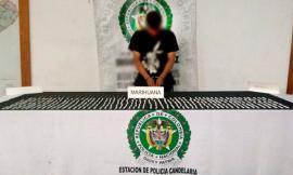 Ofensiva contra el tráfico de estupefacientes en el área metropolitana