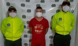 En Caparrapí, es capturado hombre por delito de feminicidio en grado de tentativa agravado