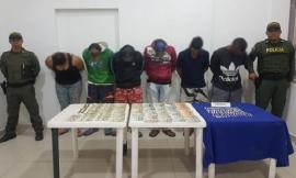 Los procedimientos se adelantaron en Montelíbano, Puerto Libertador, Buenavista y Pueblo Nuevo