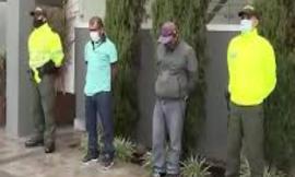 Abusadores de niños son capturados en Cundinamarca
