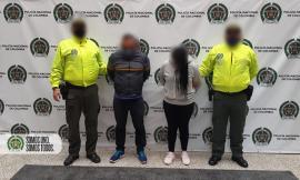 Capturados integrantes del grupo delincuencial 'polvorín' dedicados al hurto de residencias