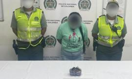 Mujer de 32 años de edad capturada en flagrancia cuando pretendía ingresar a la Isla 485 gramos de marihuana