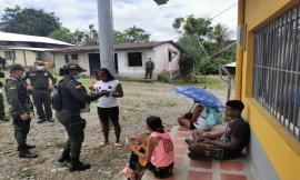 Con la estrategia 'comando situacional' seguimos llegando a las comunas de Quibdó