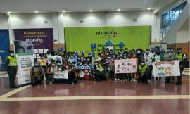 En Quibdó celebramos el día internacional contra la explotación sexual comercial de niños, niñas y adolescentes