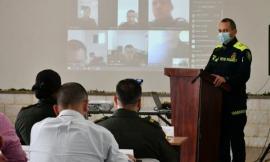 Policía consolidó acciones operativas para el fortalecimiento de la seguridad y la convivencia ciudadana.