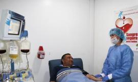Donación de sangre HOCEN