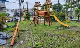 Gracias al apoyo de la comunidad recuperamos el parque Santa Ana de Quibdó