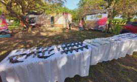 112 'ollas' demolidas durante el 'plan 100 contra el microtráfico' que lleva 236 días