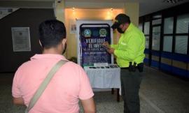 Continuamos con las acciones para contrarrestar el hurto de celulares en Caquetá