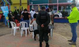 Comando Situacional al servicio de la comunidad del Archipiélago de San Andrés, Providencia y Santa Catalina