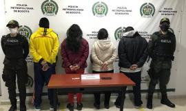 Desarticulamos grupo delincuencial 'Timadores'