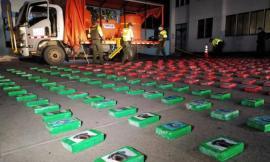 Cae media tonelada de cocaína en Sucre
