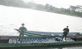 No cesan los operativos contra el tráfico ilegal de hidrocarburos.