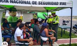 Garantizamos la tranquilidad en las carreteras de Bolívar