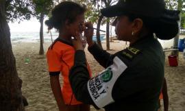 Celebramos el Día del Niño en Palo alto y Rincón del mar