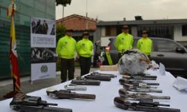 Ofensiva contra la criminalidad en Cundinamarca deja 132 personas capturadas y 7 vehículos recuperados