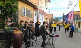 En medio de la cuarentena compartimos con los Ibaguereños momentos llenos de alegría