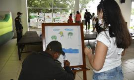 Con actividades de acercamiento, trabajamos por nuestros niños y niñas