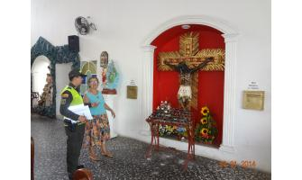 Religión-Policía Nacional