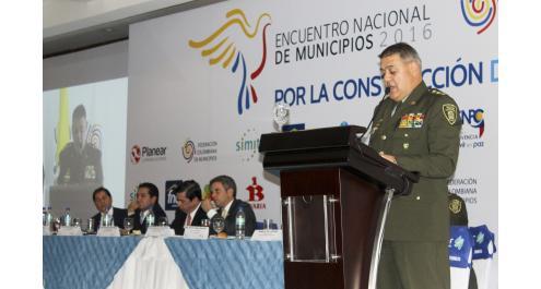 Capacitación y Asesoría en temas de Gestión Territorial a autoridades político administrativas
