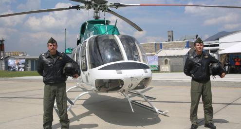 Unidades de Seguridad Portuaria y Aeroportuaria