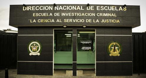 Escuela de Investigación Criminal