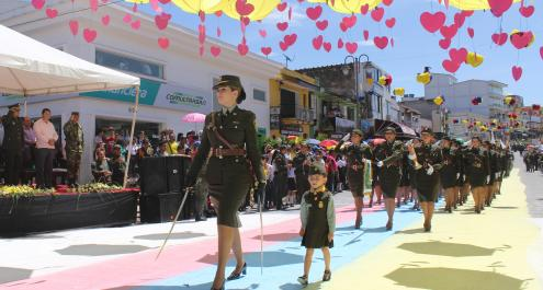 Misión Escuela de Carabineros Provincia de Vélez