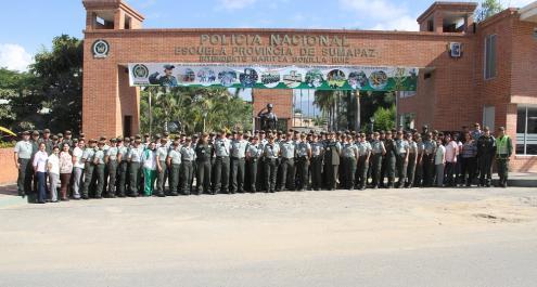 Escuela de Policía Provincia de Sumapaz
