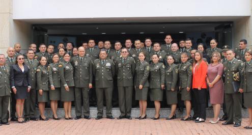 Misión-Oficina de Planeación de la Policía Nacional