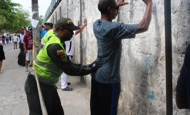 Fueron capturados dos ciudadanos por delitos electorales