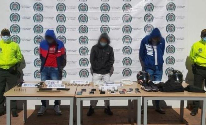 Capturados responsables del homicidio de un ciudadano extranjero en Duitama