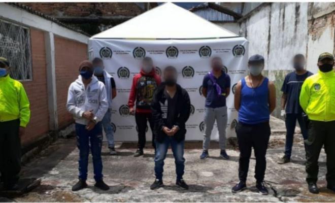 En Boyacá desarticulamos grupo delincuencial 'los primos'