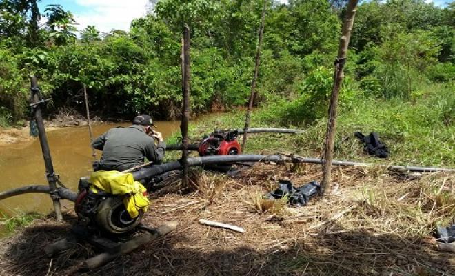 El procedimiento se llevó a cabo en zona rural del municipio de Ayapel