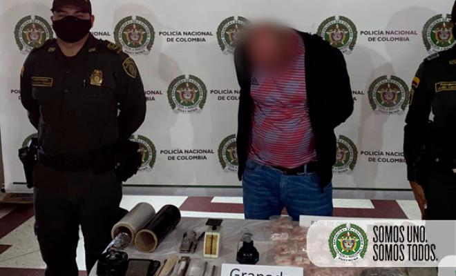 Ubicado camión con 245 kilos de marihuana y en cuarto útil de unidad residencial encontrados 114 kilos más.