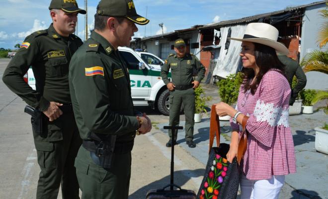 Embajadora de México en