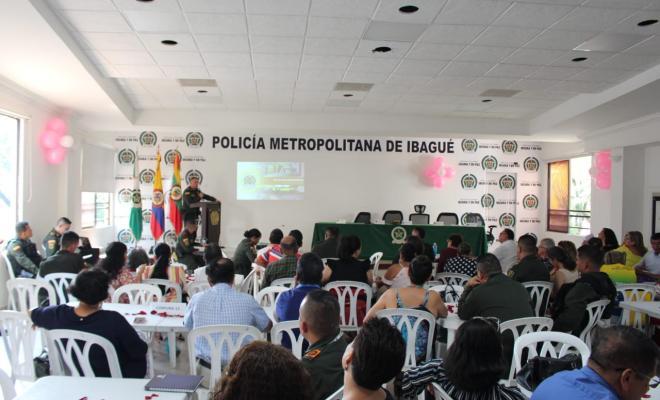 Ratificamos nuestro compromiso por la convivencia y seguridad ciudadana de los Ibaguereños
